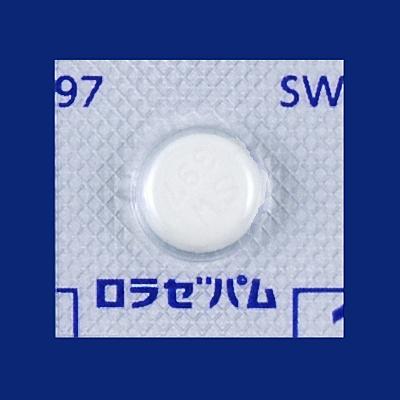 副作用 ロラゼパム
